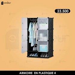 Armoire en plastique 4