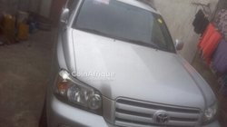 Location - Toyota Highlander 2006