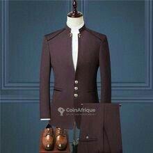 Confection veste royale