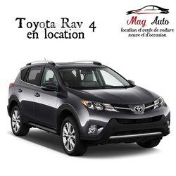 Location Toyota Rav 4