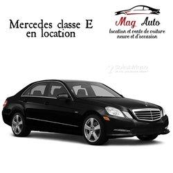 Location Mercedes-Benz classe E