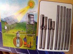 Travaux d'installation d'équipements solaire