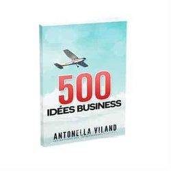 Livre - 500 idées de business PDF