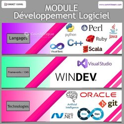 Formation modulaire informatique