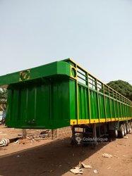 Carrosserie camion
