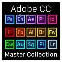 Installation adobe master collection cc