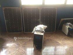 Kit panneaux solaires  /  1000w