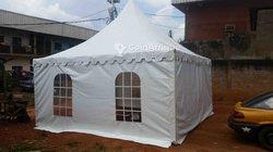 Fabrication chapiteaux, - bâches - tentes