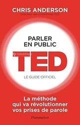 Livre numérique :parler en public :ted