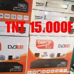 Décodeur et  TV box