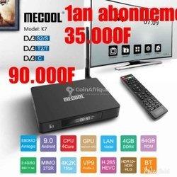 TV box android 4o
