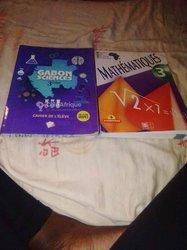 Cours 3 matières Sciences physiques - Mathématiques