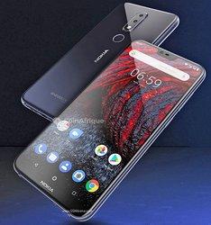 Nokia X6 - 64Go