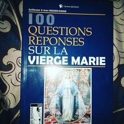 Livre sur la vierge marie