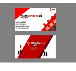 Création de carte de visite business