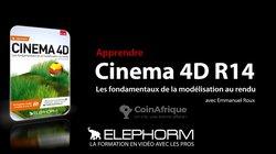 Formation en  animation 4d cinema