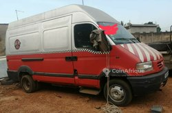 Renault Cargot 2000