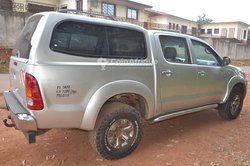 Location Toyota Hilux - double cabine