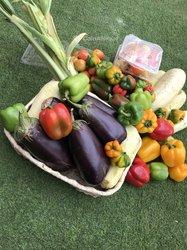 Fonio et djuka précuit + légumes