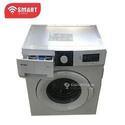 Smart Technology machine à laver stml-6v - 6 kg - blanc
