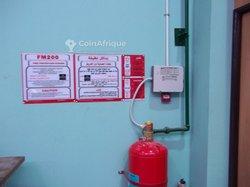 Installation anti incendie
