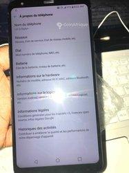 LG Q7 S+