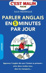 Parler l'anglais 5 min par jour