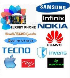Samsung Invens Nokia Tecno Itel Airpha Huawei