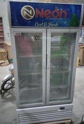 Congélateur vertical - 600L