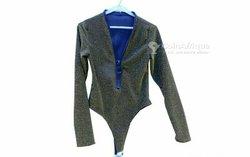 Body - Femme - Pallette Manche Longue - KT00102