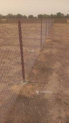 Garage clôture