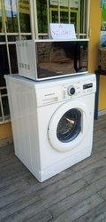 Machine à laver Daevoo - Micro-onde Samsung