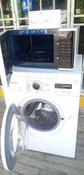 Machine à laver - micro-onde