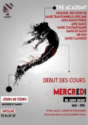 Cours de danse afrodance - afrofitness - danse de salon - hip ho