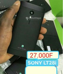 Promo Sony LT28i