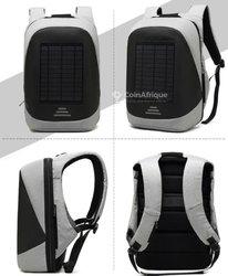 Sacs à dos solaires