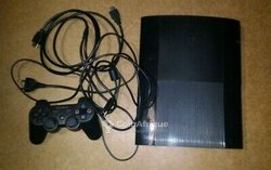 Playstation 3 ultra slim