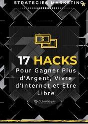 E-book 17 hack pour réussir son business en ligne