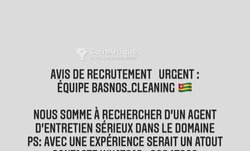 Offre d'emploi  - agent