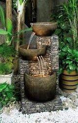 Fontaine de décoration intérieure - extérieure