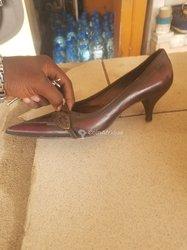 Chaussures italienne en cuir sanMarina