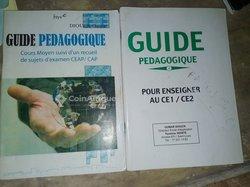Livres pédagogiques