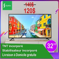 TV Led Syinix 32""