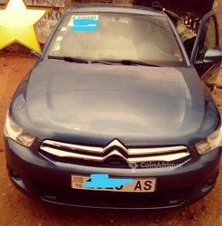 Citroën C-Elysée 2015