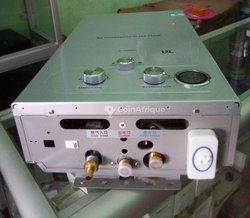 Chauffe-eau à gaz butane 12l