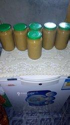 Pots de croquettes   / pâte d'arachide