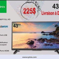 Smart TV + ceinture vibrante