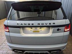 Range Rover Sport SVR 2020