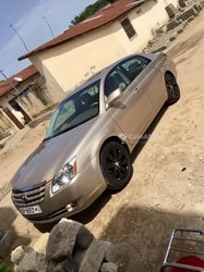 Location - Toyota Avalon