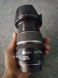 Objectif Canon 17-85